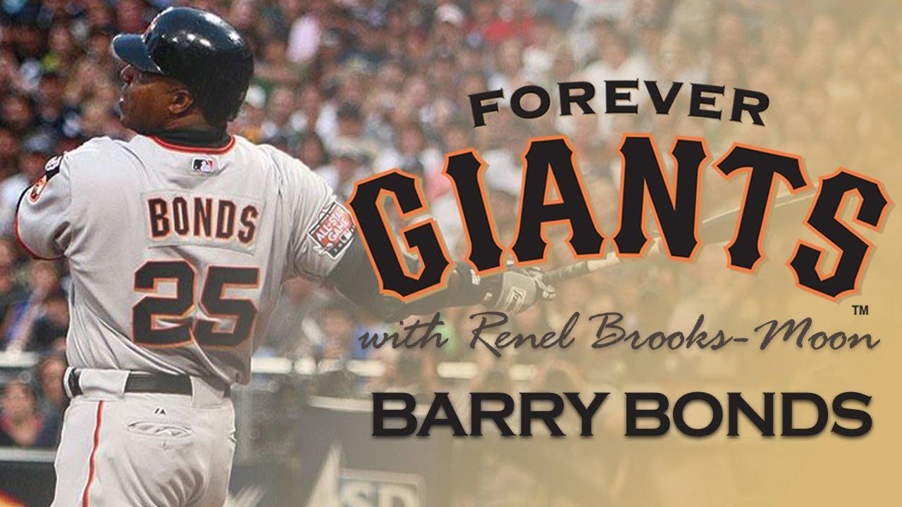 Forever Giants: Barry Bonds