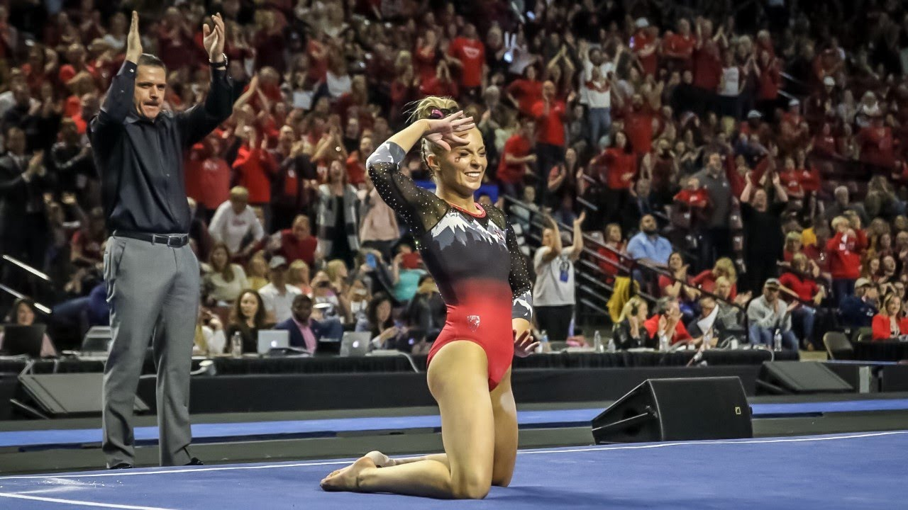 MyKayla Skinner has to put Olympic dreams on hold