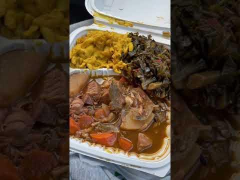 Vegan Jamaican food in VA Beach!