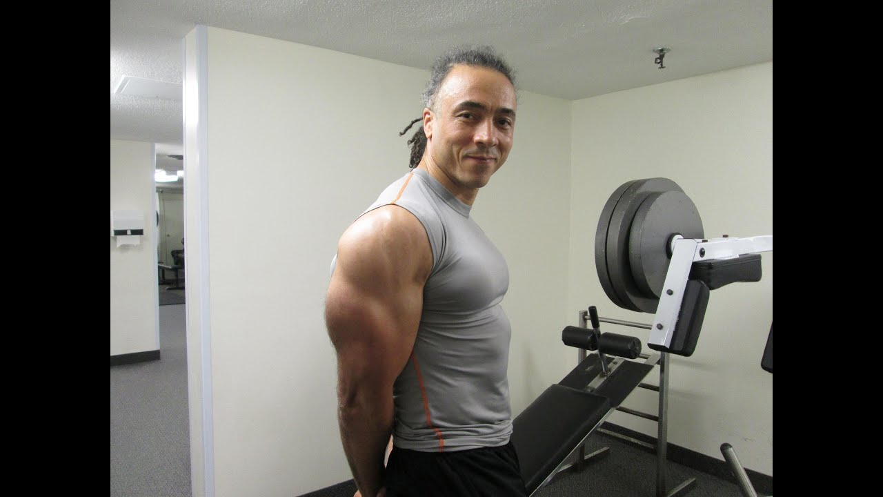 10 great tricep exercises for diamond cut definition youtube