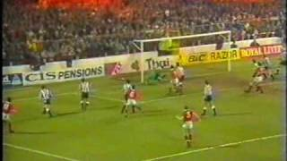 Nottingham Forest 2 Crystal Palace 2 (FA Cup 1991)