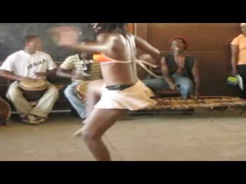 Mozambican Dance