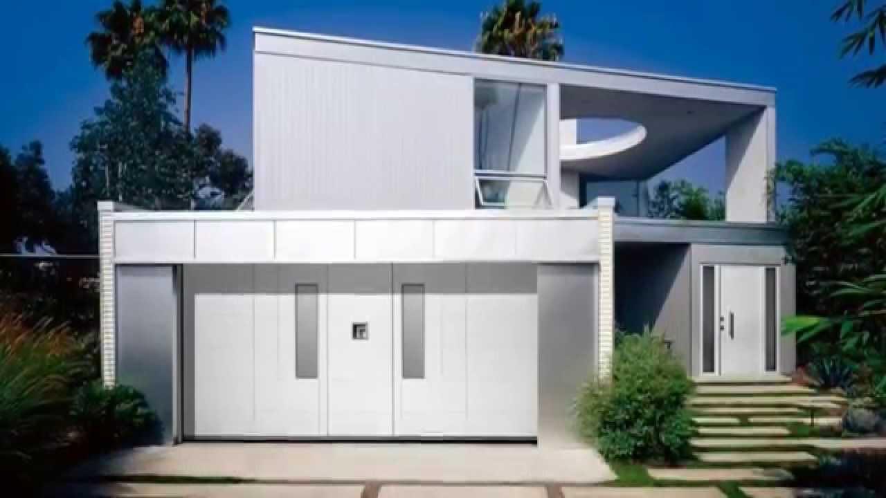 Kumpulan Desain Pintu Garasi  Rumah Minimalis Kumpulan