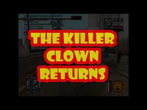 The Killer Clown Returns