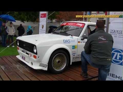 Haldenhof Revival Bergrennen 2011 - Werner Weiss Ford Zakspeed Escort BDA - Hillclimb
