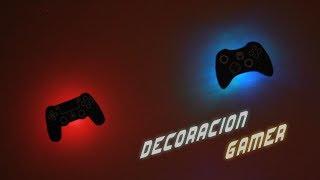 Gambar cover 3 Ideas Increíbles para tu Decoración Gamer - Life Hacks Decorativos
