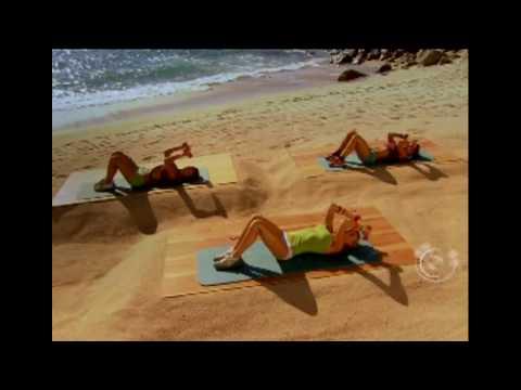 Тренируем руки вместе с девушками ЭНВИ.