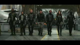 G.I. Joe: Geheimauftrag Cobra - Trailer Deutsch [HD]