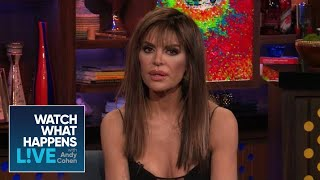 Is Lisa Rinna In A Rage And Regret Cycle?   RHOBH   WWHL