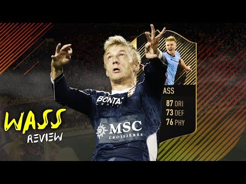 FIFA 18 - SIF WASS (85) PLAYER REVIEW