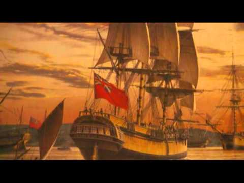 History of the First Fleet in Sydney Cove