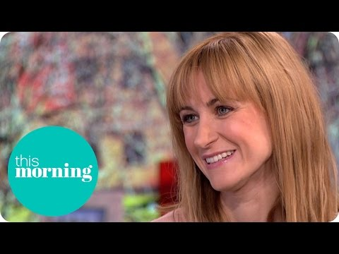 Katherine Kelly On Her Role In Happy Valley  This Morning
