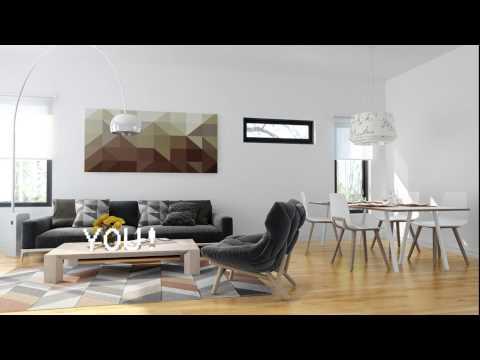 Fresh House - Demo animation