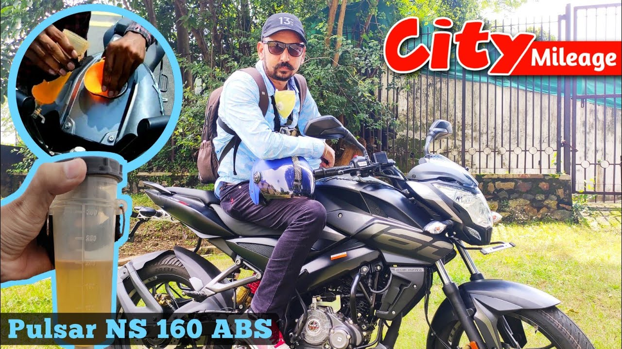 2020 Bajaj Pulsar NS 160 BS6 Real Mileage|Pulsar NS 160 BS6 Detail Ride Review | Features