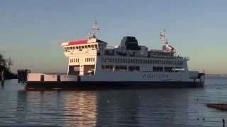 Wightlink Ferries Promotional Film