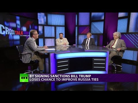 CrossTalk: Bullhorns: Sanctions War (EXTENDED VERSION)