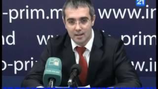 Sergiu Sirbu  a anuţtat că paraseşte Partidul Comuniştilor