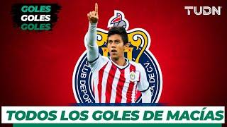 El nuevo refuerzo de Chivas: J.J. Macías | Todos sus goles en el Apertura 2019 | TUDN