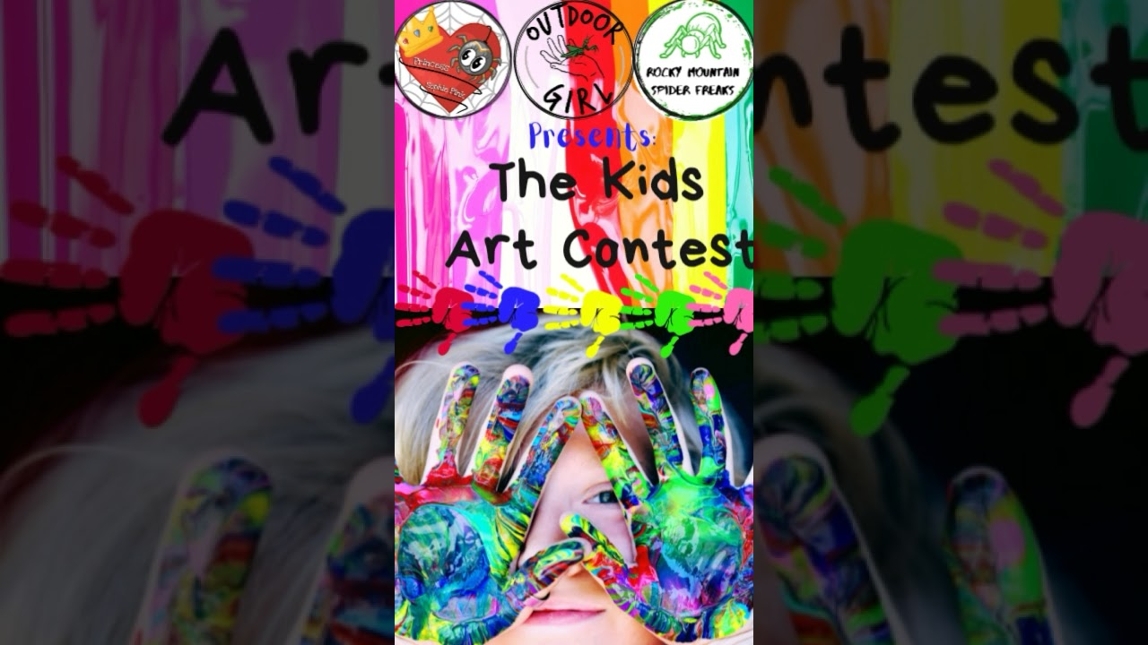 The Kids Art Contest 😊