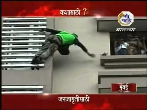 gaurav sharma climber as called with name india s spiderman mi