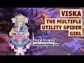 King's Raid - Viska the Multiple Utility Spider Girl Review