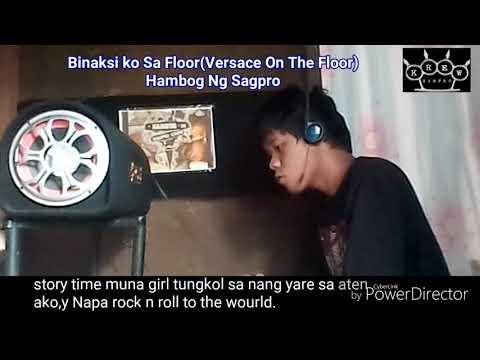 BINAKSI KO SA FLOR. Vercase on the floor/musicVideo
