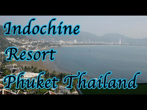 Indochine resort Phuket Thailand. My stay in the Sky Suite with Plunge Pool