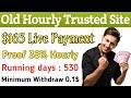 New Bitcoin hourly website  Bitcointribution.com live ...