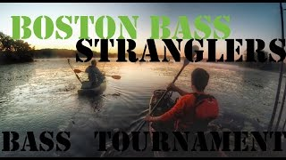 Boston Bass Stranglers: Massachusetts Bass Fishing Tournament