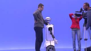 Robot wyrażający emocje