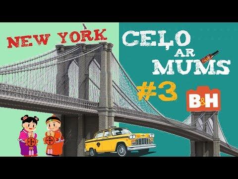 Ceļo ar mums (NYC) #3 Ķīniešu rajons   Dāvana skatītājam   Beļaši