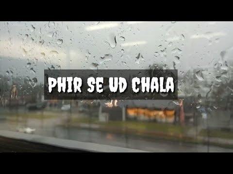 Phir Se Ud Chala (lyrical video)  | Lyrics Motion | Whatsapp Status |Rockstar |