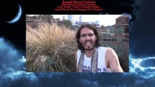 Russell Brand • The Royal Family and The Queen