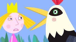 Ben und Hollys Kleines Königreich Deutsch ⭐ Storch im Haus! ⭐ Cartoons für Kinder