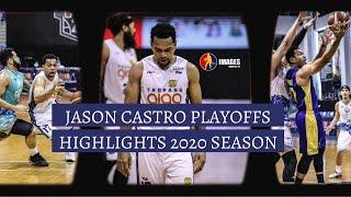 Jason castro playoffs highlights 2020 #pbaseason