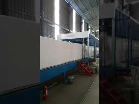 ECMT-100 Continuous foam machine  XINTIAN