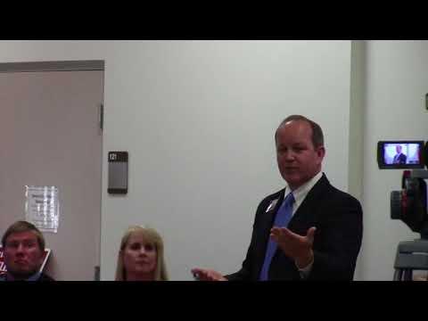 Buzz Brockway - Sec of State