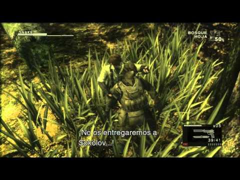 Mini-Tutorial de Metal Gear Solid 3: Snake Eater