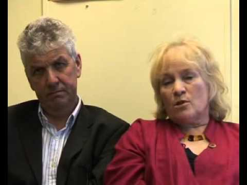 Libby Purves and Paul Heiney introduce 'Bereavement due to suicide' on healthtalk.org