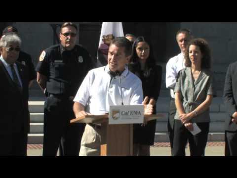 Citizen Voice at Cal EMA 2012 Sacramento Emergency Preparedness Event