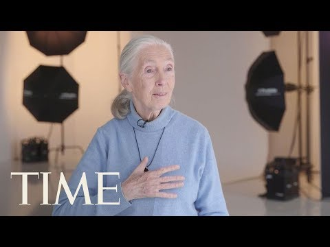 Jane Goodall: China Could Be A Leader On Climate Change & Empowering People To Be The Change | TIME