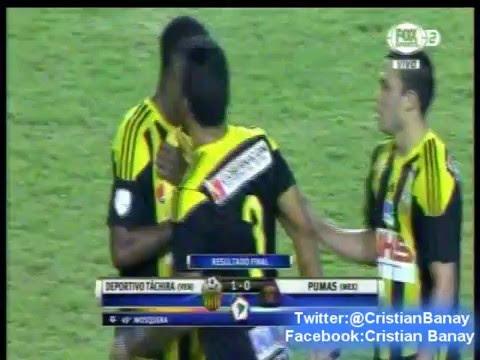 Deportivo Tachira 1 Pumas 0 (Tama Stereo 103.9)  Copa Libertadores 2016