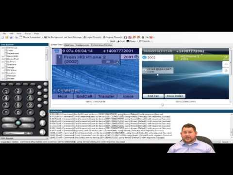 CCIE Collaboration Lab Training :: Introduction to URI Dialing