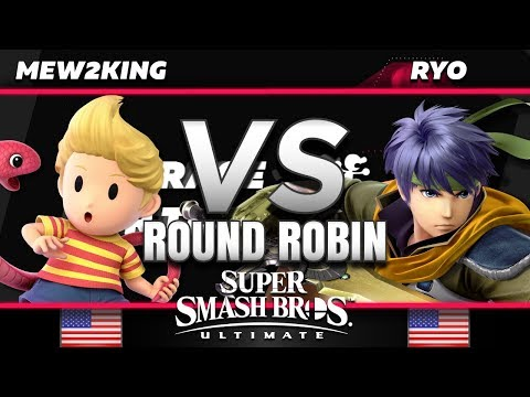 Mew2King (Lucas/Roy/TL/DHD) vs. Ryo (Ike) - RR - The Race for the Spectrum