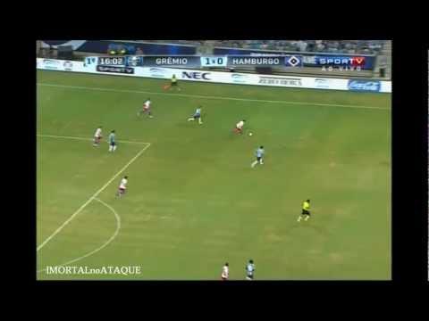 Grêmio x Hamburgo - JOGO COMPLETO [Inauguração da Arena do Grêmio]