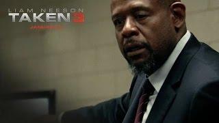 TAKEN 3 | Bryan Mills Briefing Featurette [HD]