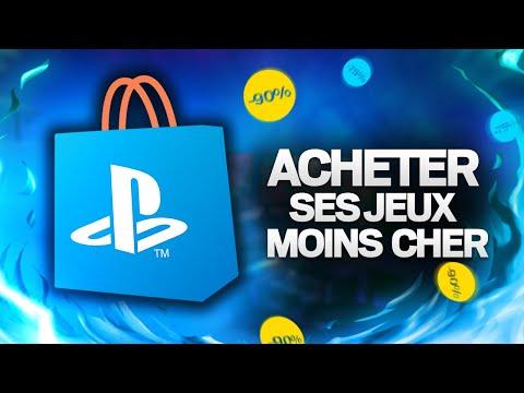 (PS3/PS4) ASTUCE - Acheter ses jeux moins cher sur le PlayStation Store !