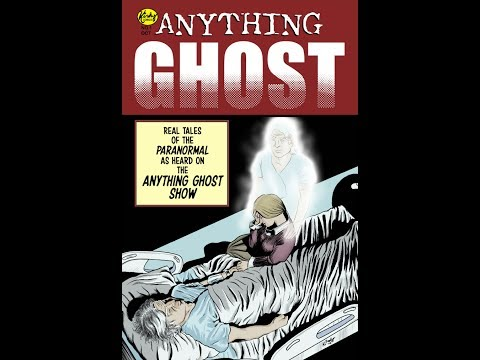 Anything Ghost Graphic Novel (2 Stories from the Novel)