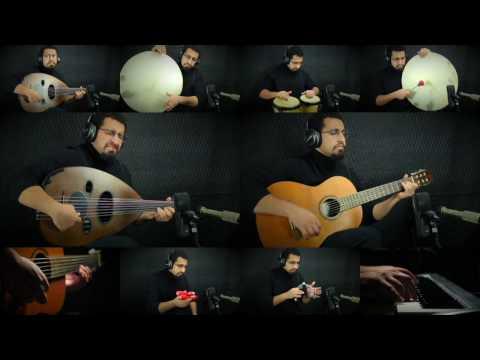 I See Fire - Ed Sheeran (Oud cover) by Ahmed Alshaiba