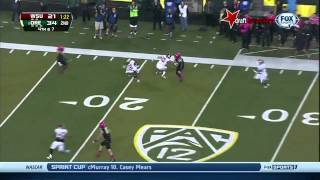 Deone Bucannon (Safety, Washington State) vs Oregon 2013